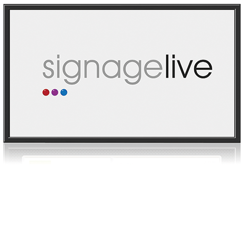 Signagelive Digital Software