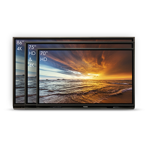 Promethean ActivPanel in HD and 4K