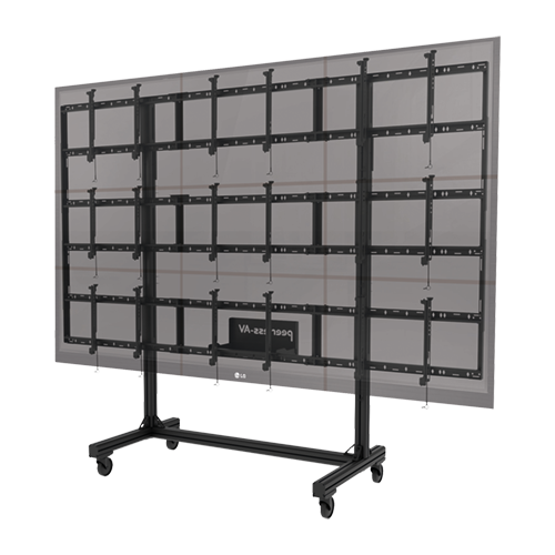 DS-C Video Wall Trolley Range