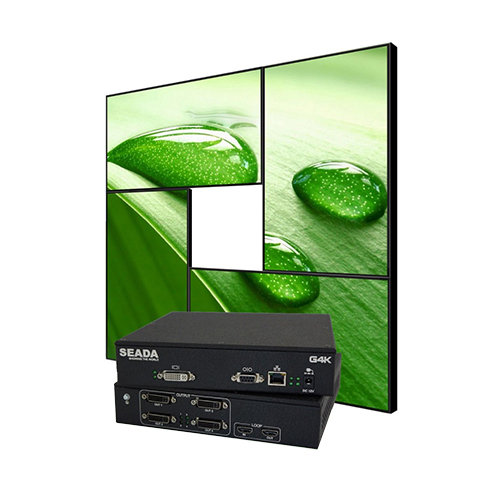 G4K Fanless creative video wall controllers
