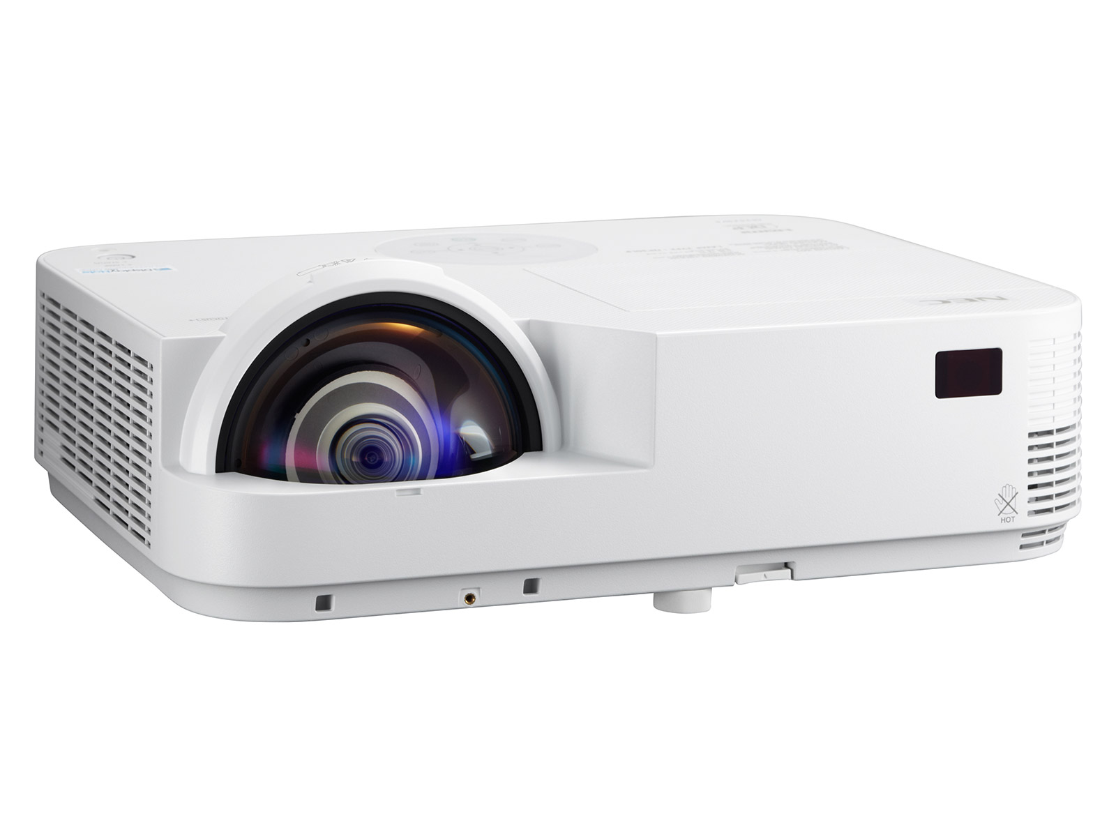 Short-Throw Projectors