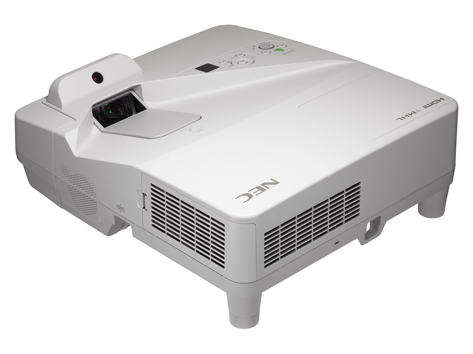 Ultra-short Throw Projectors