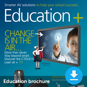 DOWNLOAD EDUCATION BROCHURE