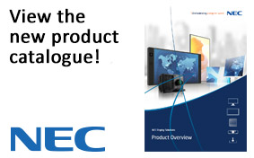 NEC Large Format Display