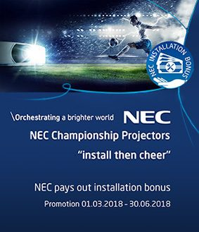 NEC Projection