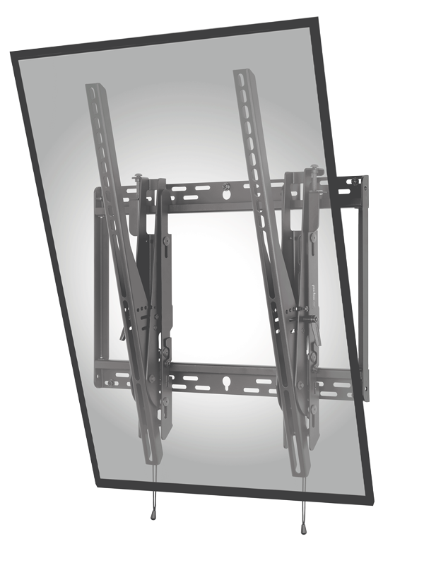 STP680 Portrait Tilt Wall Mount