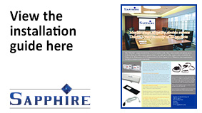 Sapphire – Screens, Brackets and Accessories