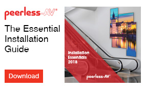 Peerless-AV – Screens, Brackets and Accessories
